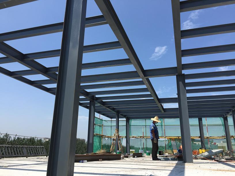北京钢结构阁楼|底商阁楼|别墅阁楼钢结构制作