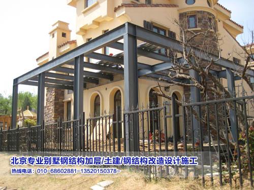 北京钢结构夹层