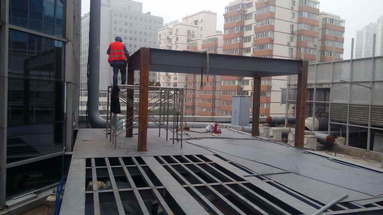 北京钢结构平台